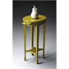BUTLER Accent Table, Pear Green