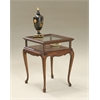 Butler Burton Plantation Cherry Curio Table, Plantation Cherry