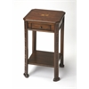 Moyer Plantation Cherry Accent Table, Plantation Cherry