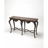 Wentworth Plantation Cherry Console Table, Plantation Cherry