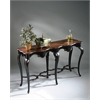 Butler Wentworth Café Noir Console Table, Café Noir
