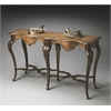 Butler Wentworth Old Spanish Mission Painted Console Table, Old Spanish Mission