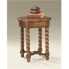BUTLER Round Accent Table, Castlewood