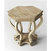 Margaret Driftwood Accent Table, Driftwood
