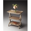 Kimiko Driftwood Side Table, Driftwood