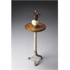 Florence Toasted Marshmallow Pedestal Table, Toasted Marshmallow