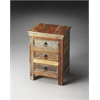 Arya Rustic Accent Chest, Artifacts