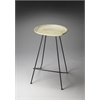 Hamlin Backless Bar Stool, Metalworks