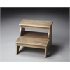 Butler Melrose Driftwood Step Stool, Driftwood