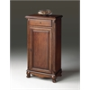 Loomis Plantation Cherry Tall Door Chest, Plantation Cherry