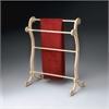 Butler Brittany Parchment Blanket Rack, Parchment