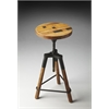 BUTLER Revolving Bar Stool, Metalworks