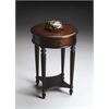 BUTLER Accent Table, Café Noir