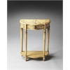 Ashby Winter Forest Painted Console Table, Winter Forest