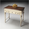 BUTLER Laptop Desk, Vanilla & Cherry