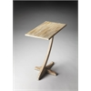 Crawford Driftwood Accent Table, Driftwood
