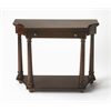 Hobson Plantation Cherry Console Table, Plantation Cherry