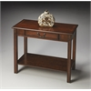 Butler Sheridan Plantation Cherry Console Table, Plantation Cherry