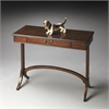 Alta Plantation Cherry Console Table, Plantation Cherry