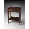 Cobble Hill Plantation Cherry Console Table, Plantation Cherry