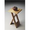 Butler Hammond Natural Wood Folding Table, Butler Loft
