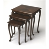 BUTLER Nest Of Tables, Plantation Cherry