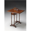 Darrow Umber Drop-Leaf Table, Umber
