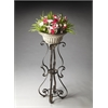 "Planter, Metalworks, 17""W 17""D 41-1/4""H"