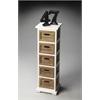 Butler Storage Pedestal, Modern Expressions