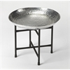 Casbah Metal Tray Table, Metalworks