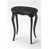 BUTLER Kidney-Shaped Table, Black Licorice