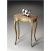 BUTLER Kidney-Shaped Table, Praline