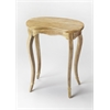 Marlowe Driftwood Kidney-Shaped Table, Driftwood