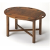 Butler Carlisle Vintage Oak Butler Table, Vintage Oak