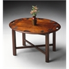 Butler Carlisle Plantation Cherry Butler Table, Plantation Cherry