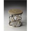 Butler Dobson Industrial Chic Side Table, Metalworks