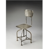 BUTLER Swivel Chair, Metalworks
