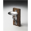 Butler Aspen Rustic Candle Sconce, Hors D'oeuvres