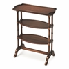 Butler Anton Antique Cherry Side Table, Antique Cherry