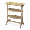 Anton Driftwood Side Table, Driftwood