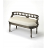 Mansfield Gray Shadow Bench, Gray Shadow