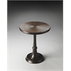 Beaumont Metal Accent Table, Metalworks