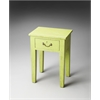 BUTLER Chairside Table, Green