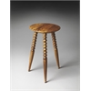 Butler Fluornoy Wood Accent Table, Artifacts