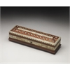 Agra Bone Inlay Storage Box, Hors D'oeuvres