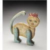 Tabby Reclaimed Wood Cat Figurine, Hors D'oeuvres