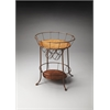 Butler   Wine Storage Table, Metalworks