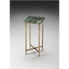 Versilia Green Marble Scatter Table, Loft