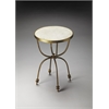 Accent Table, Metalworks