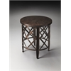 Butler   End Table, Metalworks